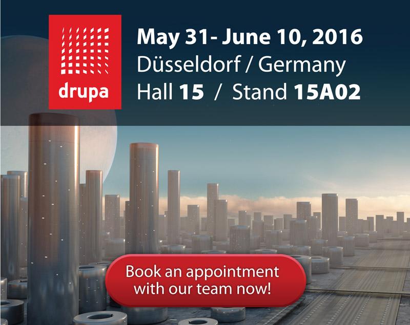 Drupa 2016 | Invitation